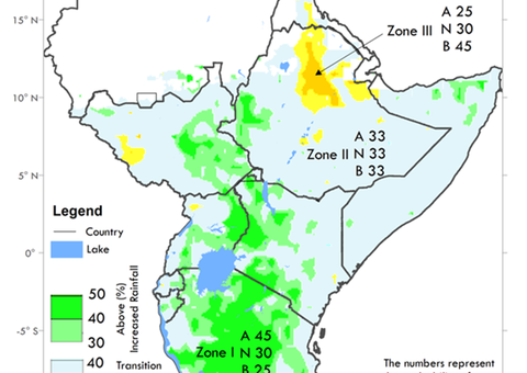 Greater Horn of Africa climate outlook Feb 2021