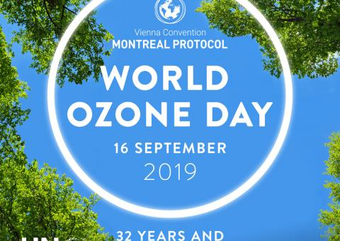 World Ozone Day 2019