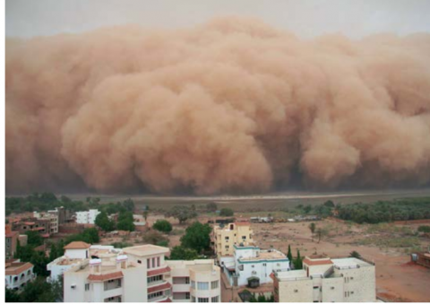 WMO Bulletin on airborne dust