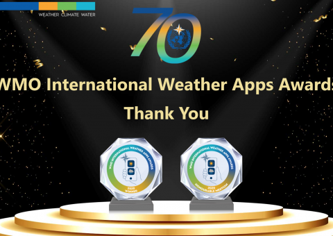 Weather AppsAwardsの受賞者