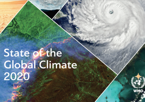 State of the Global Climate 2020