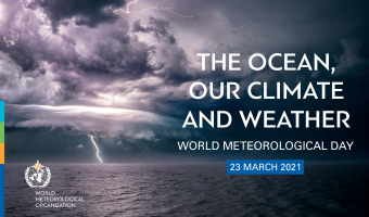 World Met Day 2021 - The Ocean, our Climate and Weather
