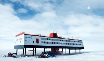 GAW Global Station, Antarctica, Neumayer