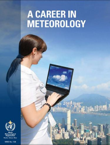 A career in Meteorology