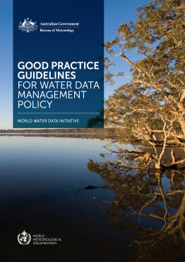 Good Practice Guidelines for Water Data Management Policy