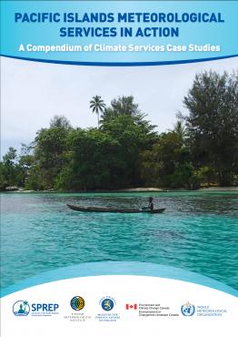 Pacific Islands Met Services in Action