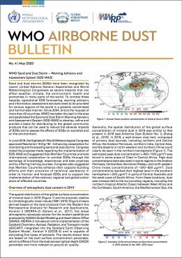 WMO Airborne Dust Bulletin_May 2020
