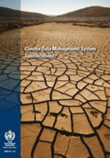 Climate Data Management System Specifications