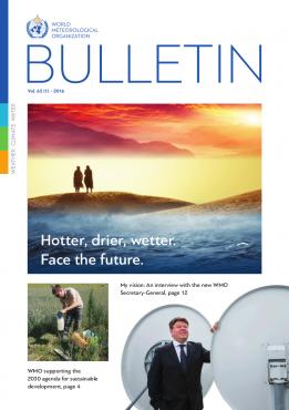 WMO Bulletin 65_1 20016