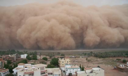Dust Strom / GAW / WMO