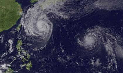 NOAA/Tropical Cyclones