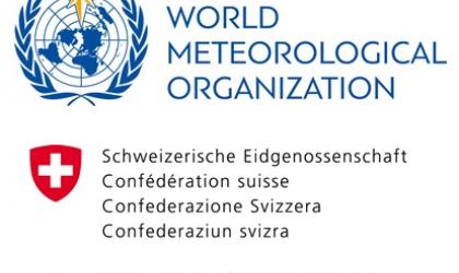 WMO / SDC logos