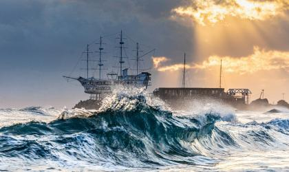 Ensuring safety at sea and on land