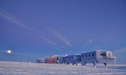 WMO/Halley GAW Global Station