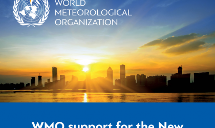 WMO and the new urban agenda