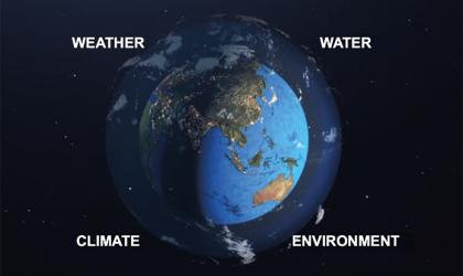 Earth four elements