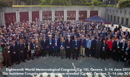 Eighteenth World Meteorological Congress (Cg-18)