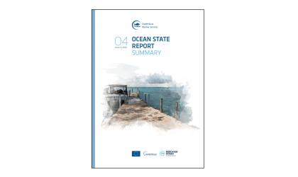 Copernicus Marine Service Ocean State Report 4 (OSR4) Summary