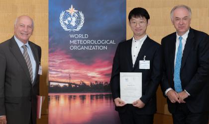 WMO Professor Mariolopoulos Trust Fund Award