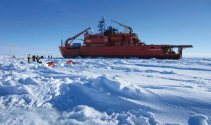 In situ sea-ice and snow sampling