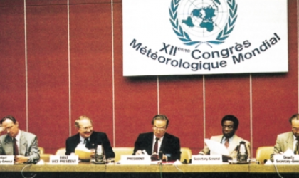 Twelfth World Meteorological Congress, 1995