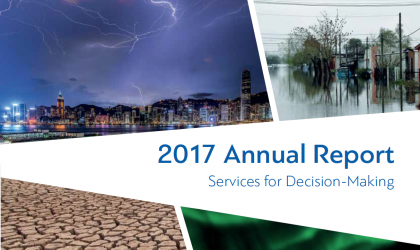 WMO Annual Report 2017