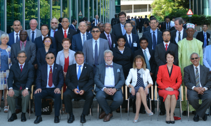 EC-70 Members -WMO, Debray