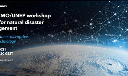 ITU WMO UNEP AI Workshop