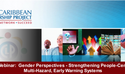 Webinar on Gender Perspectives