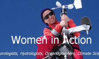 WMO / International Women Day