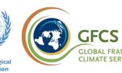 WMO GFCS Logos