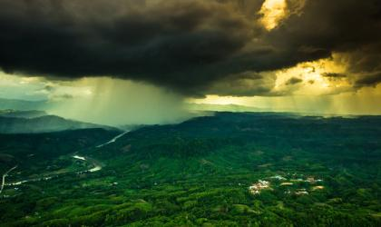God's Own Country, Bandarban, Bangladesh. By Shamim Shorif Susom