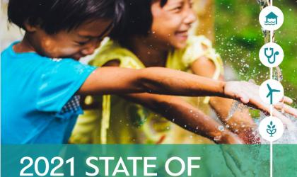 The State of Climate Services 2021: Water