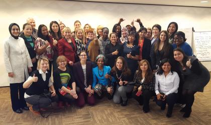 WMO Commission for Hydrology Promotes Female Leaders