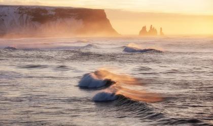Entoni Novosel (Croatia)-Location: Reynisfjara, Iceland