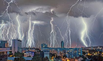 Zagreb Storm. Francesca Delbianco, Croatia