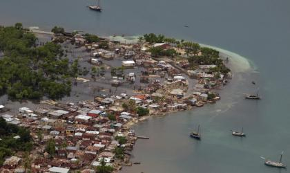 Coastal flooding forecasts strengthened in Caribbean