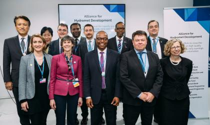 hydromet alliance launched at COP25, Dec 2019