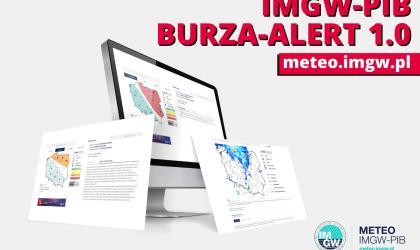 Burza-Alert 1.0