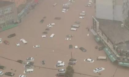 China floods July 2021, via UNFCCC