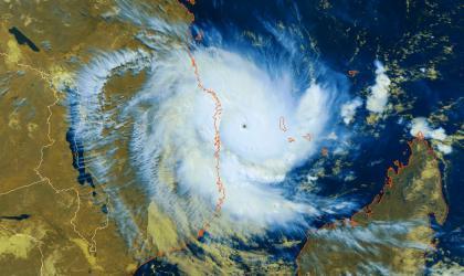 Credit  EUMETSAT/ESA Metop satellite image 25.4.2019.