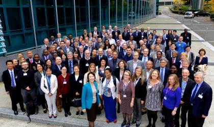 WMO Science Summit Oct 22, 2017