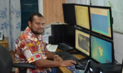 Solomon Islands Met Service Certification