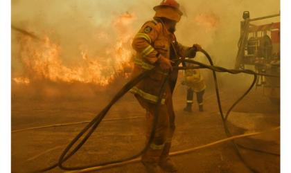 Australia fires January 2020