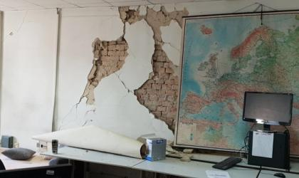 Earthquake hits Croatia's meteorological and hydrological service