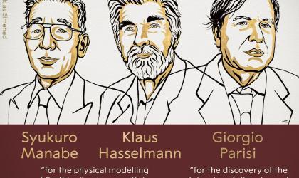 NobelPhysics Prize 2021