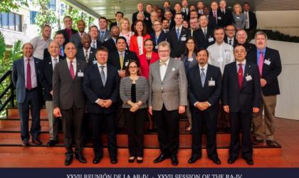 WMO RAIV Session in Costa Rica, March 2017