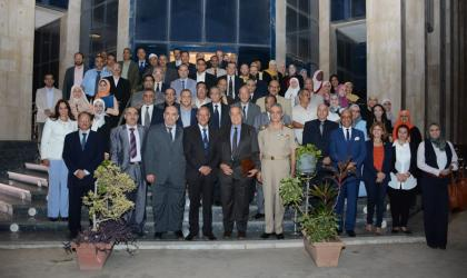Egypt Meteorological Authority celebrates Arab Meteorological Day