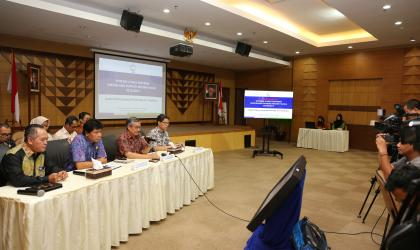 BMKG gives rainy season forecast for Indonesia