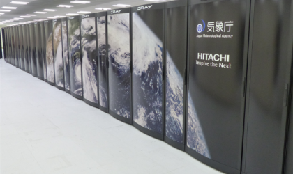 JMA begins operation of its 10th-generation supercomputer system